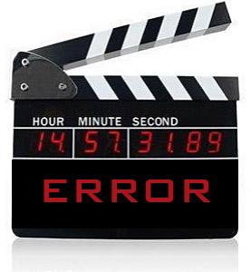 Les 5 erreurs de communication audiovisuelle à ne pas faire… lors de la réalisation d'une vidéo.