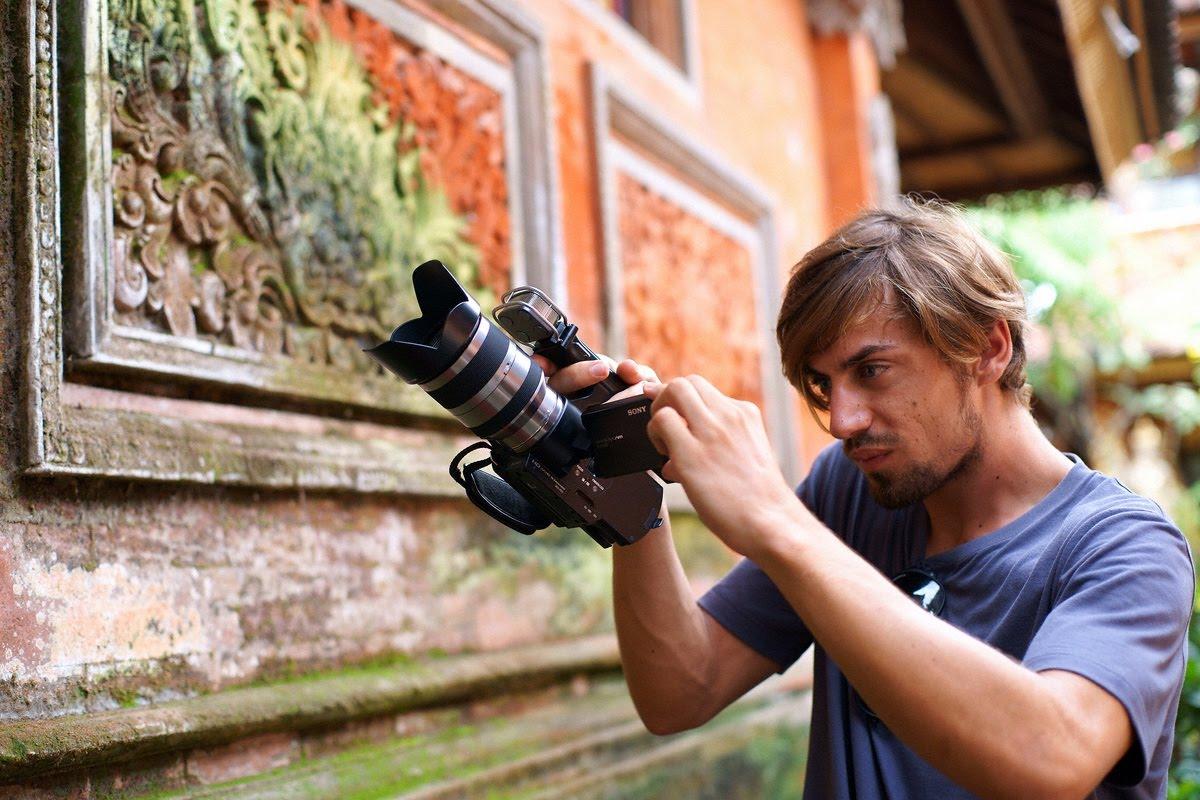 Les avantages d'une caméra DSLR