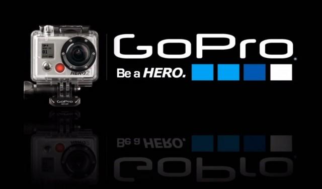 La GoPro, pour des vidéos au coeur de l'action !