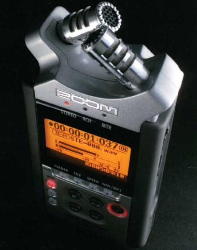 Le Zoom H4N, une solution efficace pour la prise de son avec DSLR
