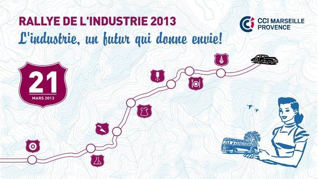 Le Rallye de l'industrie 2013 en vidéo