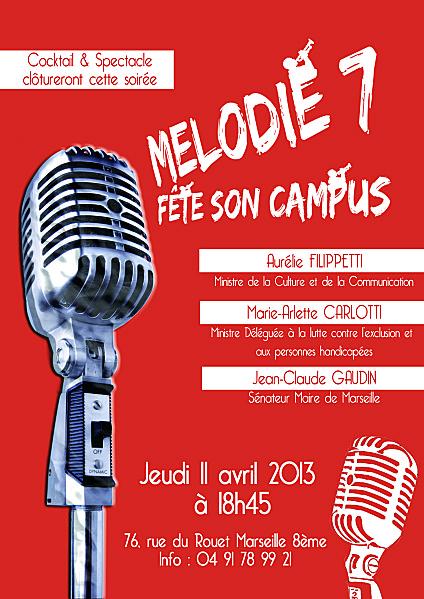L'école de musique Mélodie 7 inaugure son Campus !
