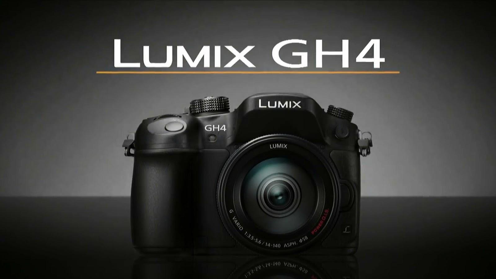 Le Panasonic Lumix GH4 au service de vos vidéos… en 4K