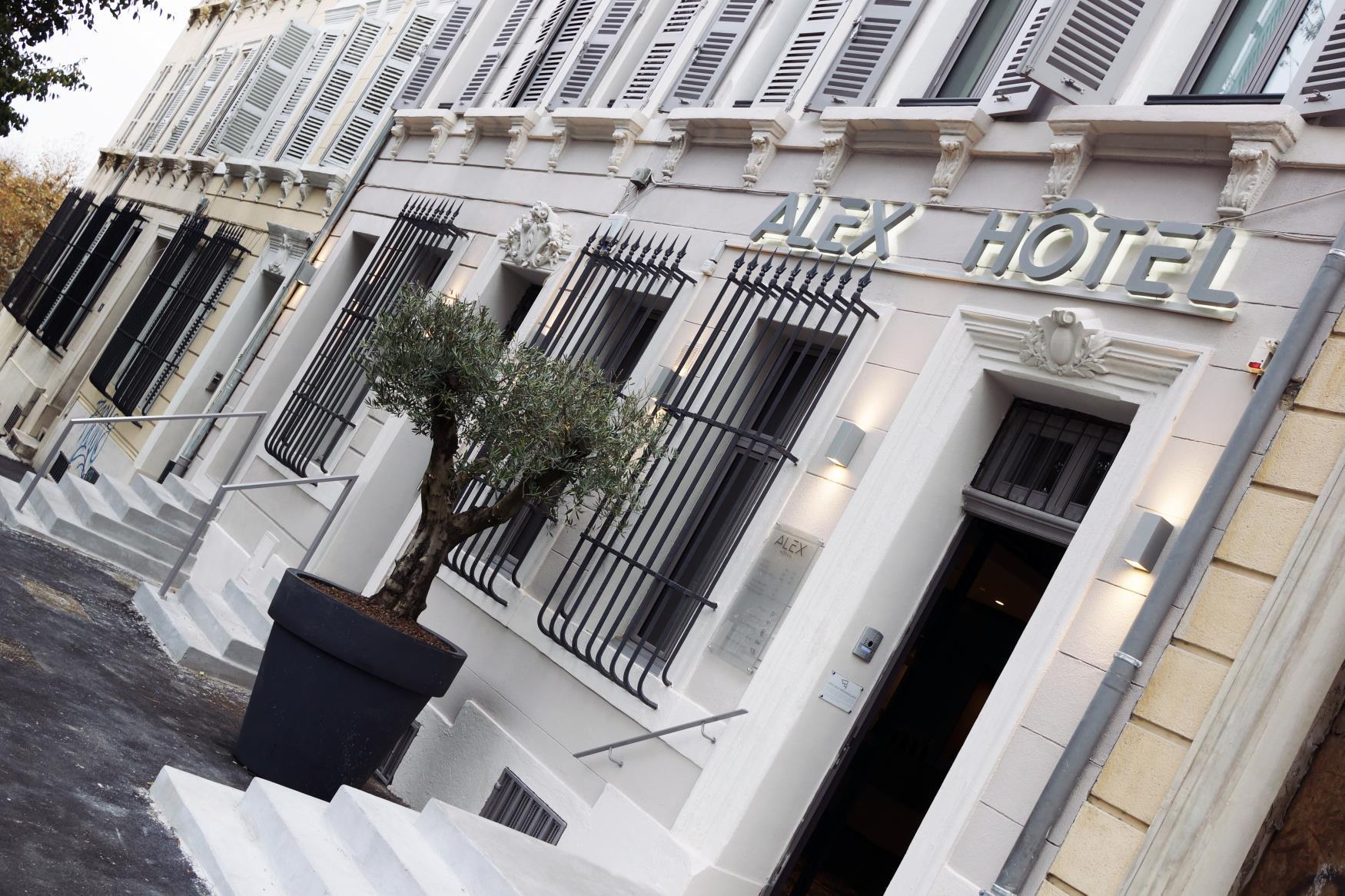 L'inauguration de l'Alex Hôtel Marseille en vidéo