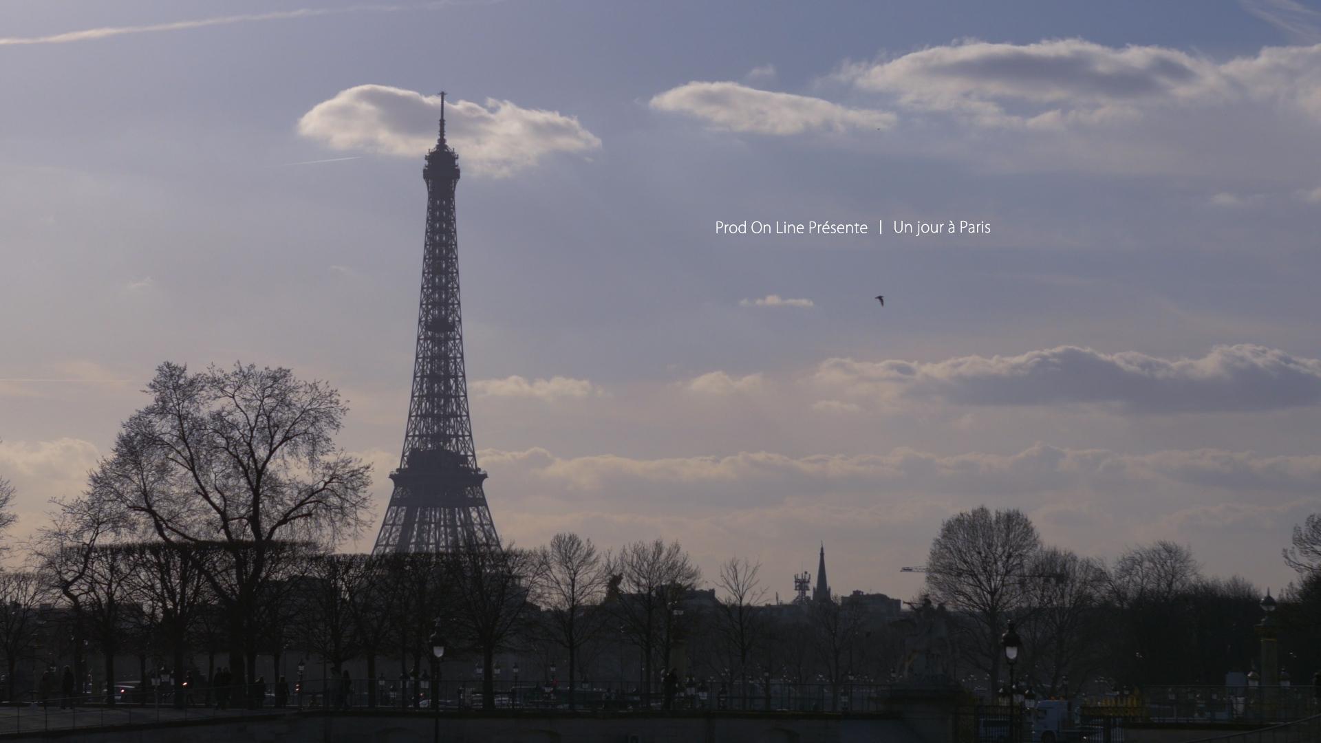 Une demi journée, Paris, un GH4… Une vidéo !