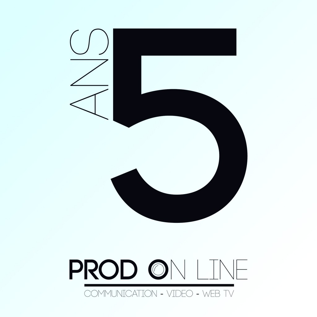 5 ANS PROD ON LINE