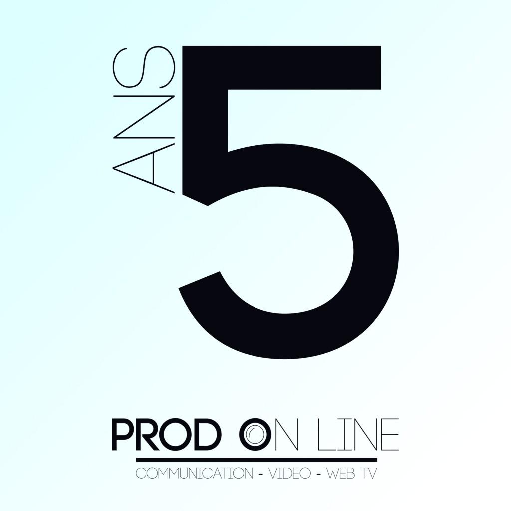 5 ANS PROD ON LINE