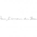 Accord de partenariat avec l'agence «Pour l'amour du Beau»