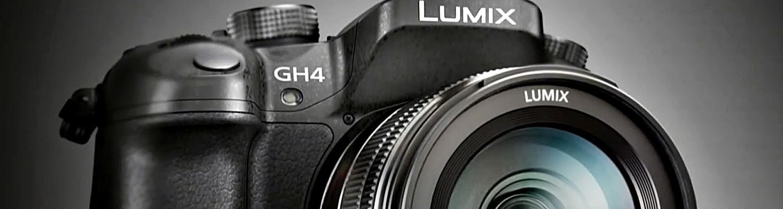 GH4 Lumix